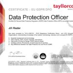 EU Certifikace: DPO